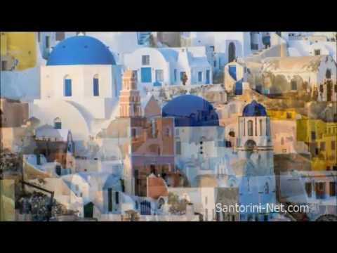 Awesome views of Oia and Ammoudi port in a high efinition video. Music by Manos Hatzidakis.