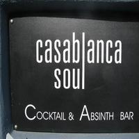 Casablanca Soul Bar - Fira Santorini