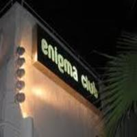 Enigma club in Fira santorini Greece