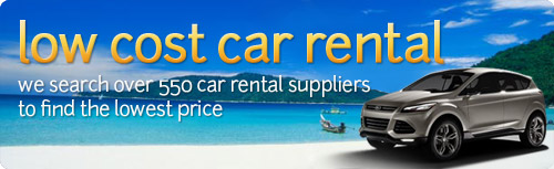 Low cost Santorini car rental